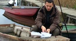 Vízparton - Késő őszi bojlizás