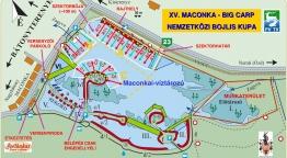 XV. Maconka – Big Carp – Nemzetközi bojlis kupa