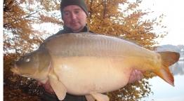 Évbúcsúztató horgászat 2011 Harsány!